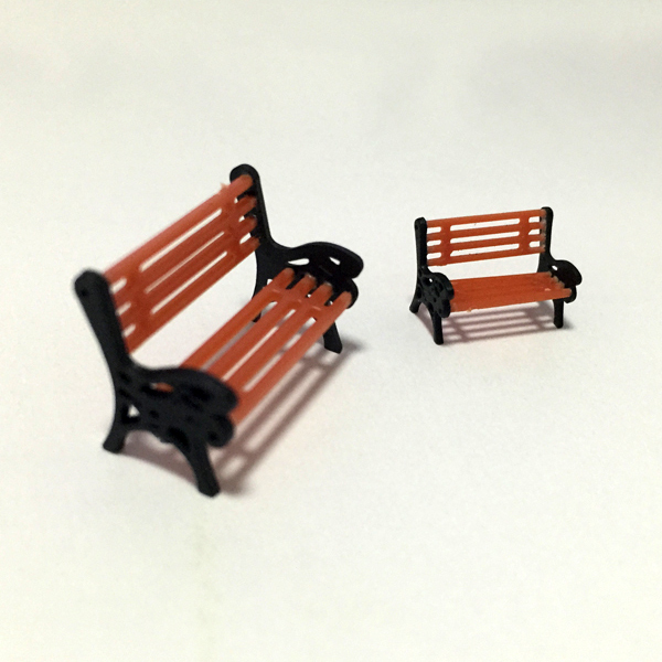 Hot sale 1;30 architectural scale model park leisure benches<br><br>Aliexpress