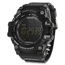 Buy AIWATCH XWATCH Sport Smart Watch Pedometer Stopwatch Call Message Reminder IP67 Waterproof Smart Wristwatch Android IOS for $14.99 in AliExpress store
