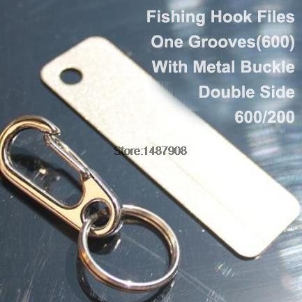 1pc fishing diamond hook file hook hone hook files for How to sharpen fishing hooks