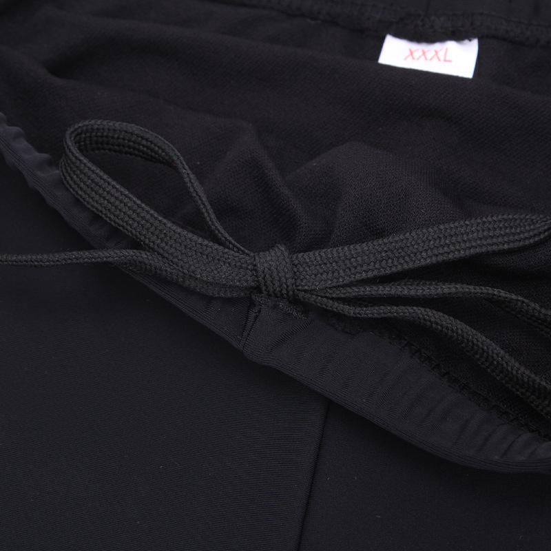 Пять мужчин брюки брюки мужские трусы боксеры колено добавить удобрения увеличились горячие источники купальный костюм