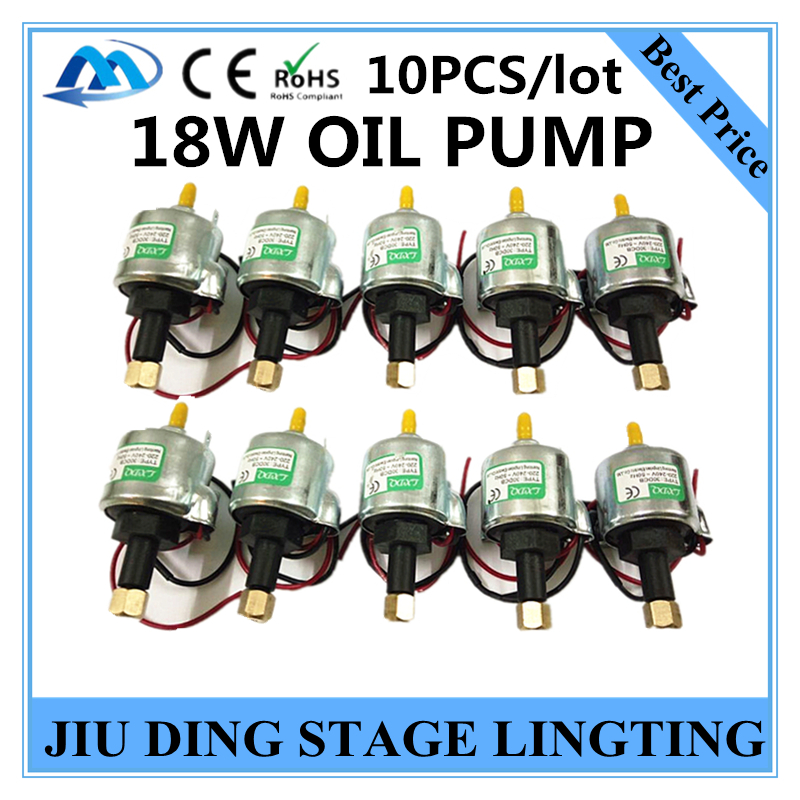 10pcs/ 18W Pump 30DCB 400W smoke machie oil pump AC220-240V dedicated oil pump fog machine<br><br>Aliexpress