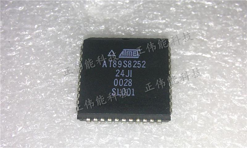 Цена AT89S8252-24JC