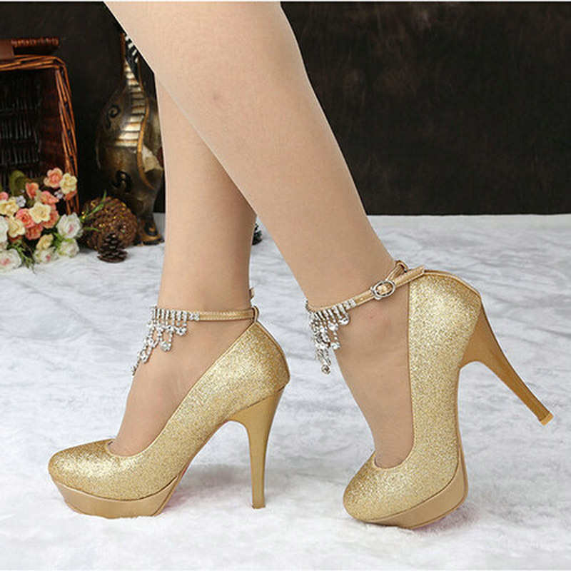 Aliexpress.com : Buy New Hot Sale Sexy Women\u0026#39;s Pumps 11cm High ...