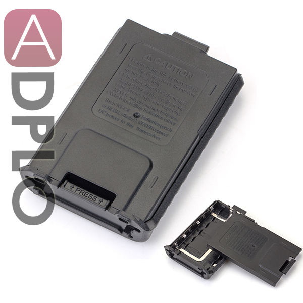Extended 6X AA Battery Case Pack Shell For BaoFeng Radio UV5R UV5RB UV5RE UV5RE(China (Mainland))