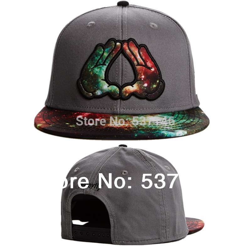 cayler and sons snapback caps grey galaxy cns trillest