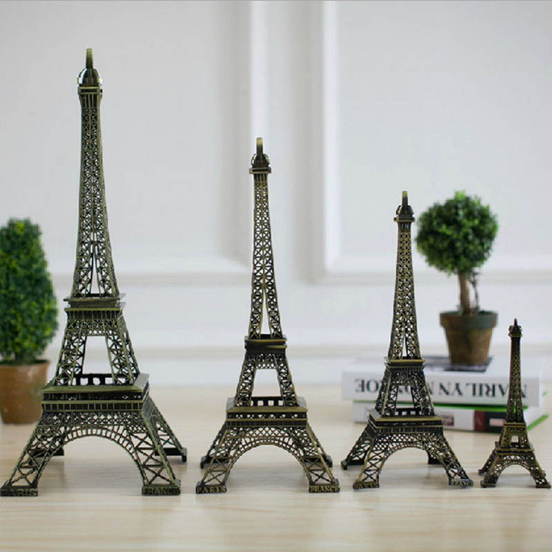 Lifego Eiffel Tower In Paris Wrought Iron Ornaments Creativity Zakka Shooting Props Home Decoration