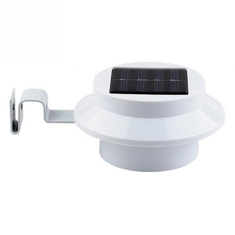 Sun Power Smart LED Solar Gutter Night Security Light for House Fence Garden Garage Shed Walkways Stairs - Anywhere Safety Lite<br><br>Aliexpress