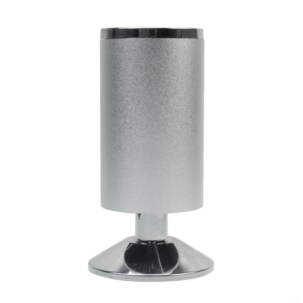 4pcs Aluminium Alloy Cabinet Legs Furniture Cupboard Wardrobe Table Bed Sofa Feet 120mm Height(China (Mainland))