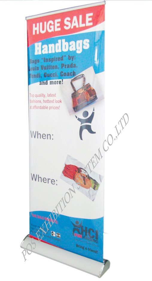 roll up stand,roll up banner,roll up display,retractable banner stand(China (Mainland))