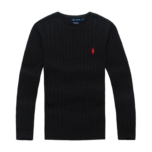 Small horse Brands Twist sweater knitting Winter Men's O-Neck Cotton Sweater Jumpers Ralph men polo casual style 100% cotton(China (Mainland))