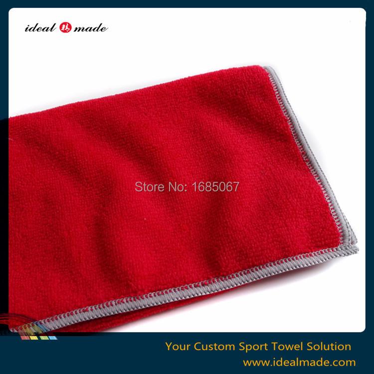 200 pcs /lot China supplier hot sale Anti bacterial microfiber travel towel 40*60 cm(China (Mainland))