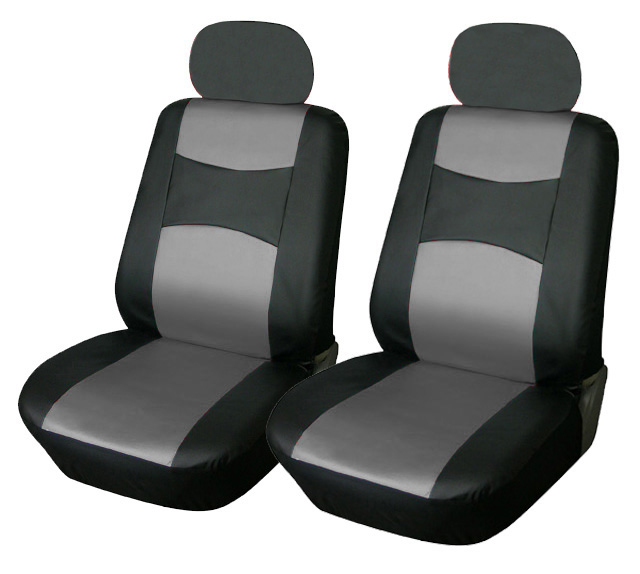 Universal Car Front Seat Covers With Headrest Car Covers