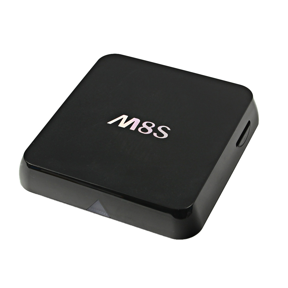 NPET Original M8S Android TV Box 2G 8G Dual Band 2 4G 5G Wifi Android 4