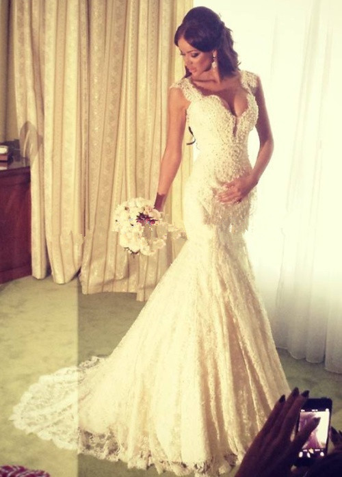 White Wedding Dress Meaning Dream : Vestidos de novia dreaming beaded white mermaid wedding dresses
