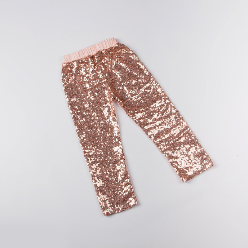 Whosale new Arrival girl gold sequins leggings pants big yards entire Europe and America fashion Slim pants KP-SEQP08<br><br>Aliexpress