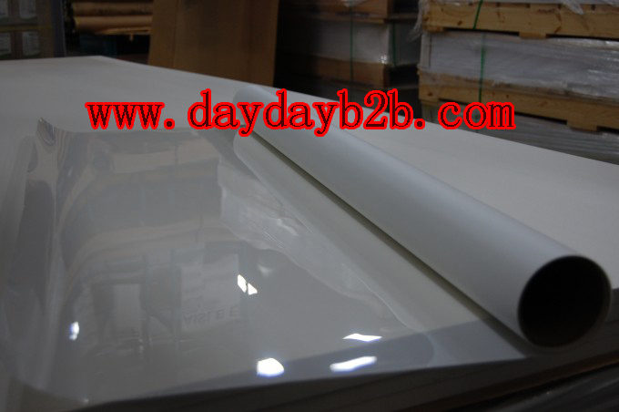 inkjet printing light boxes Backlit film for large format printer(China (Mainland))