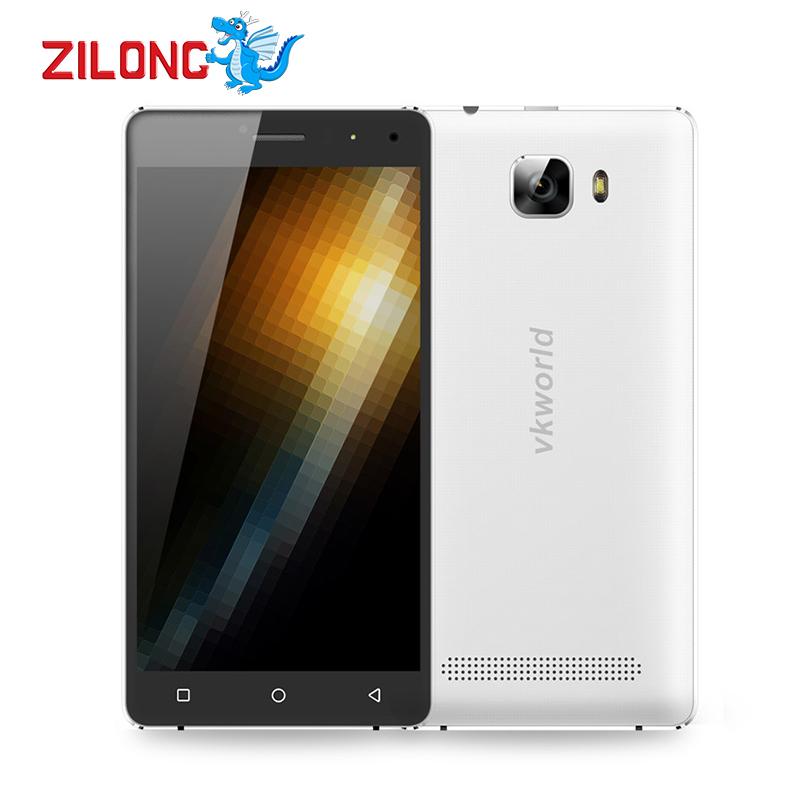 "Original Vkworld T3 Biggest Speaker Phone 4G LTE 5"" HD 2.5d Mobile Phone Android 5.1 MTK6735 Quad Core 2GB+16GB 8MP Smartphone(China (Mainland))"