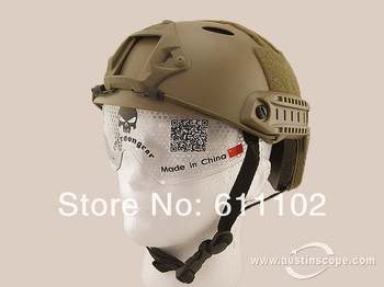 FAST Helmet/Goggle Version PJ Type/DE free shipping