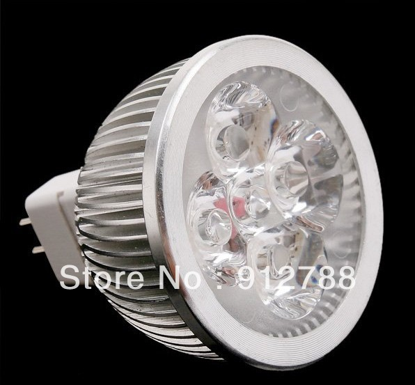 Promotion China post FREE 10PCS/LOT MR16 220V 110V GU5.3 12W LED SpotLight Bulbs lamps downlights 4X3W Free shipping<br><br>Aliexpress