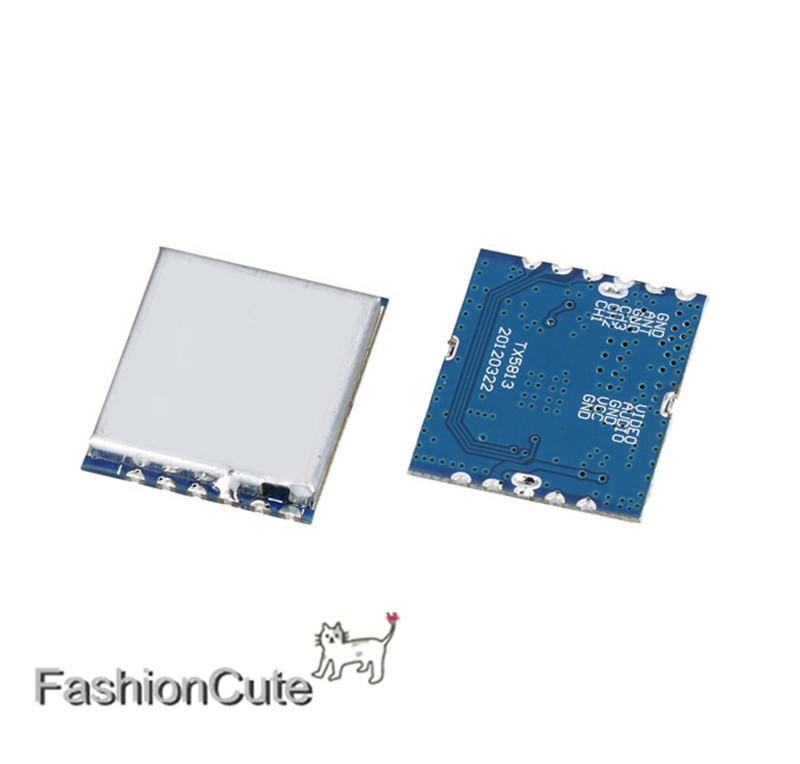 Boscam FPV 5.8G 10mW TX5813 Wireless Audio Video Transmitter Module(China (Mainland))
