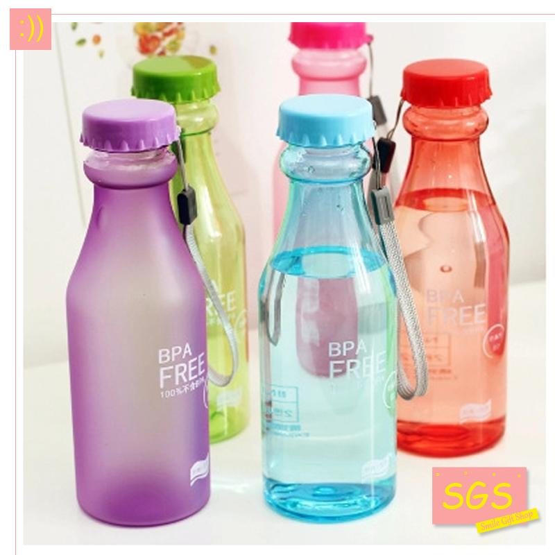 SGS & High Quality New Arrival Exercise portable Plastic Drink Water Bottle Unbreakable Travel Water Bottle 500ML free shipping(China (Mainland))