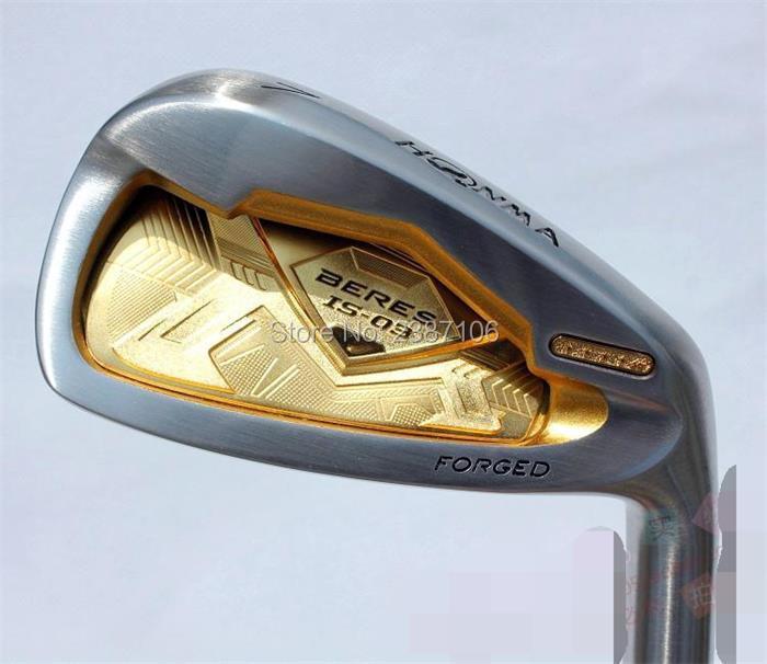 OEM Honma IS 03 four star man golf iron set golf club set golf package set iron club set(China (Mainland))