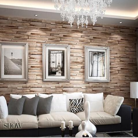Papel tapiz estilo de madera imagui for Papel tapiz para paredes modernos