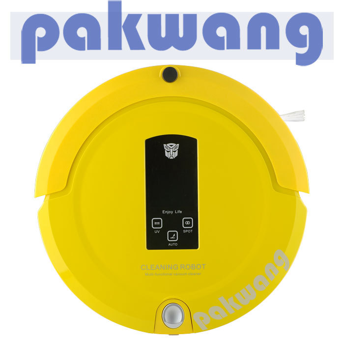 Multifunctional Robot Vacuum Cleaner Hoover,Speed Slow or Fast,have 2 Virtual Wall,Low Noise(China (Mainland))