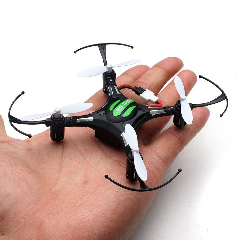 JJRC H8 mini drone Headless Mode 6 Axis Gyro 2.4GHz 4CH dron with 360 Degree Rollover Function One Key Return RC Helicopter(China (Mainland))