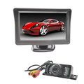 4 3 TFT LCD Car Rear View Camera Monitor Night Vision Car Rear View Camera 8