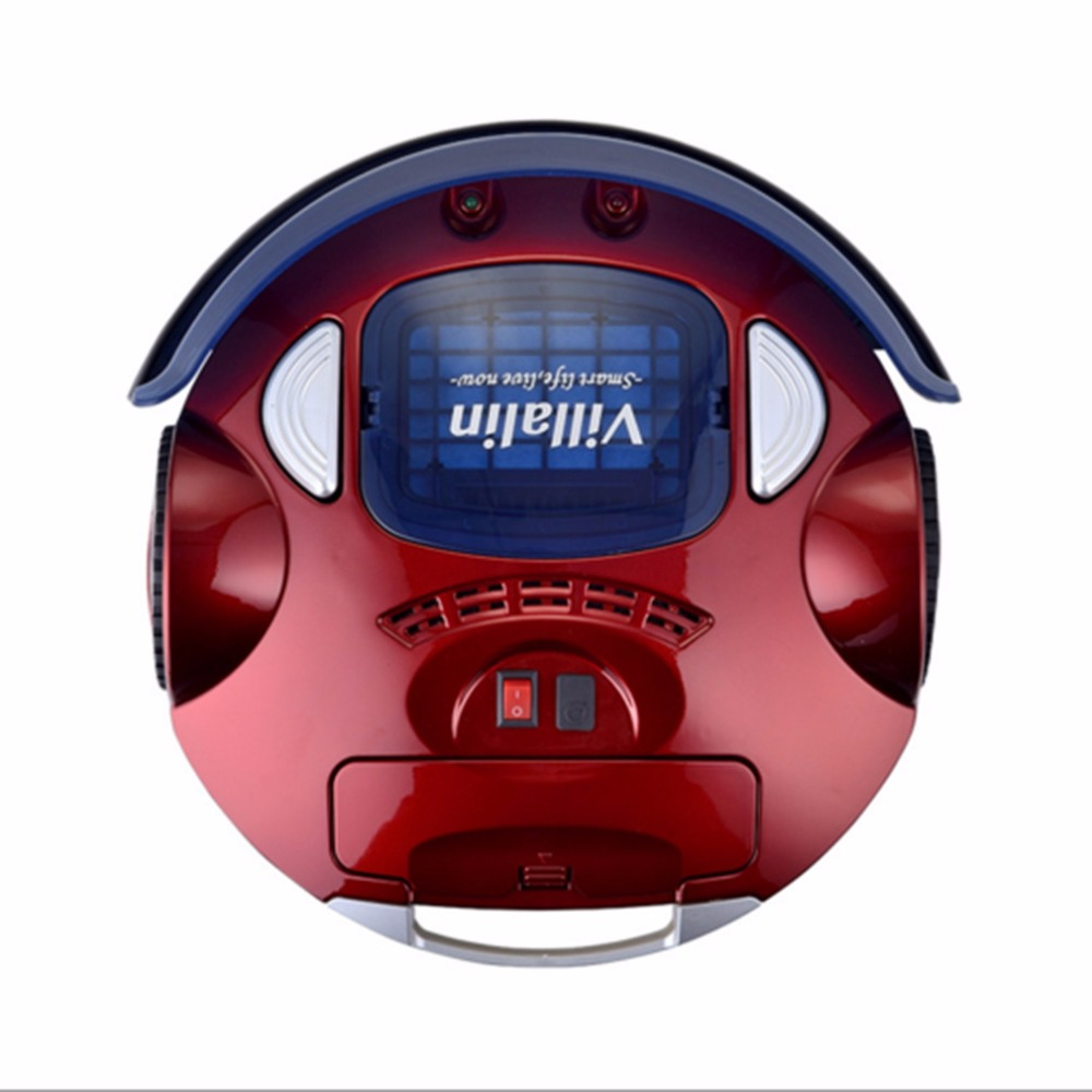 Villalin / Smart Home Robot Vacuum Cleaner Automatic Vacuum Cleaner Sweeping Mopping the Floor(China (Mainland))