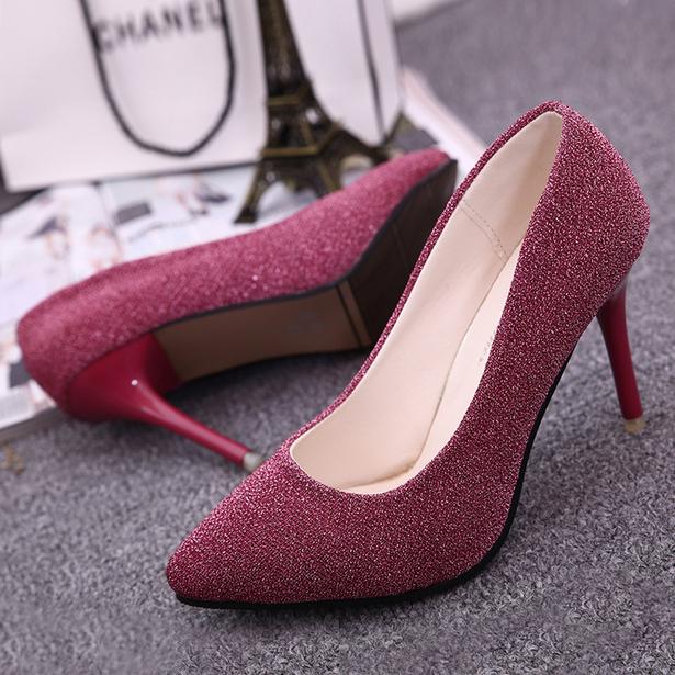2014 2015 selling high heels light shoes gradually