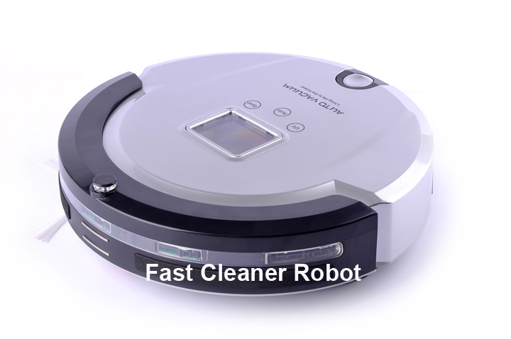 2015 newest Smart robot clever vacuum cleaner,UV lamp,Speed adjustment,Remote Controller,Anti-falling(China (Mainland))