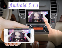 the latest quad -core Andriod 5.1.1 In dash Universal Car Audio Radio Capacitive Touch Screen GPS DVD(China (Mainland))