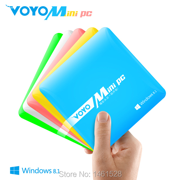 Original VOYO Mini PC Intel inside Mini Computer 2GB DDR3 32GB eMMC Mini PC TV Windows 8.1 OS(China (Mainland))