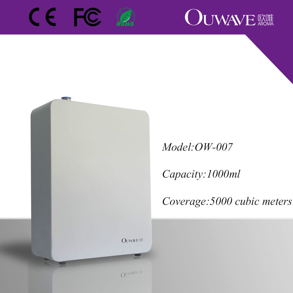 High Quality Best Selling Scent Marketing With OEM Service Scent Diffuser System(China (Mainland))
