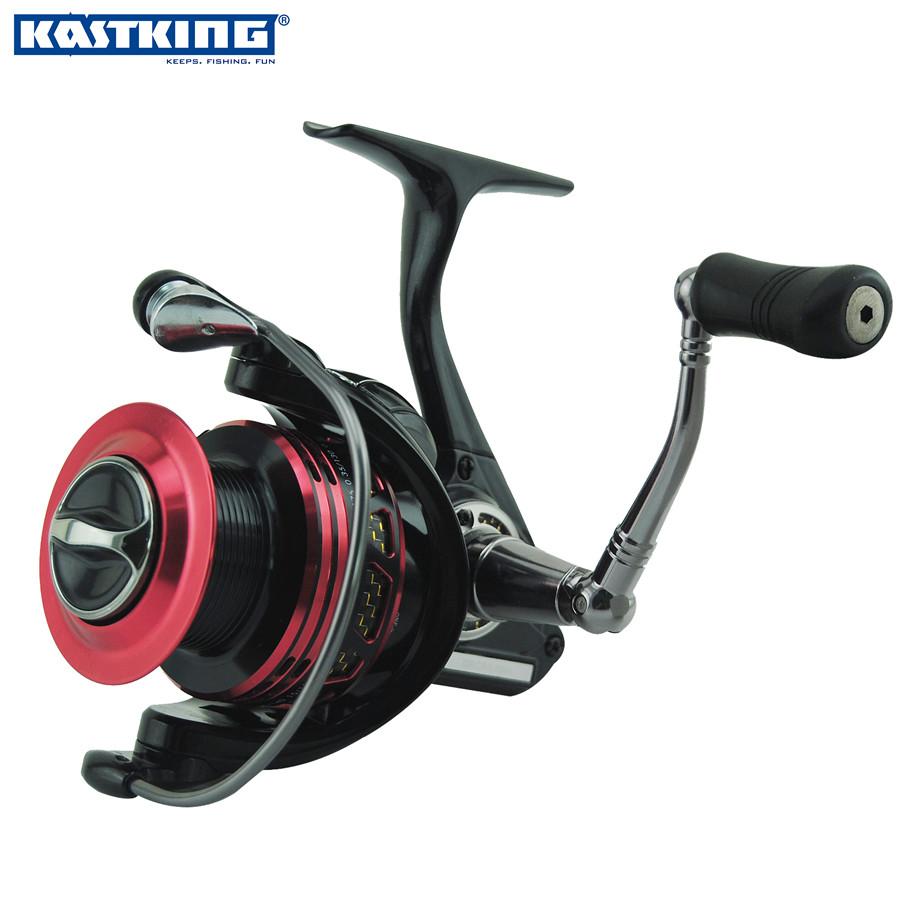 KastKing Orcas Best Sell Carbon Fiber Drag Spinning Reel pesca Metal Body Fishing Reel Carp Fishing Reel lure tackle line