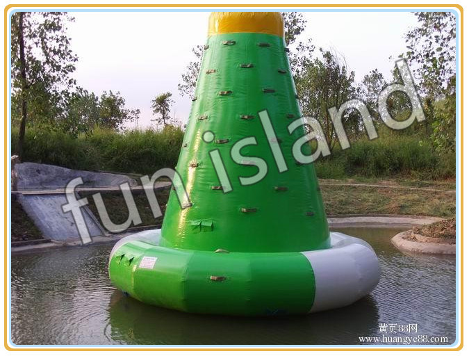 inflatable water climbing,inflatable water games floating island products(China (Mainland))