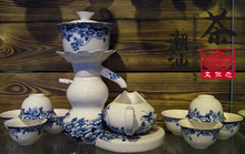 2014 mug teapot drinkware since the recent water semi automatic tea set and white porcelain kung