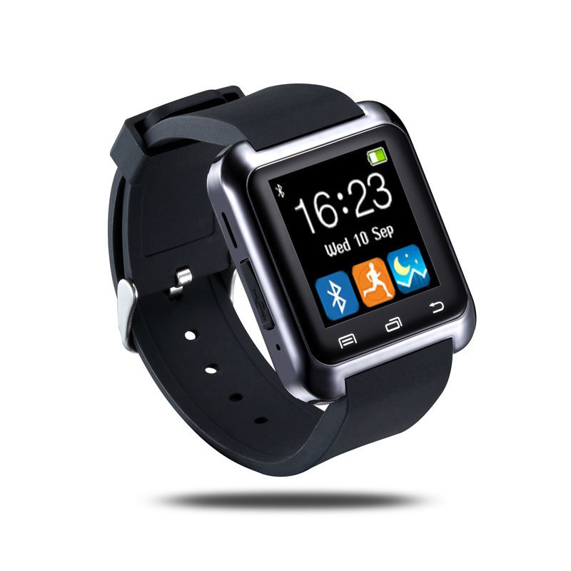 100% Brand New Bluetooth Watch U80 Smart WristWatch Fitbit Charge Anti-lost Fitness Bracelet For Android & IOS Phone Fuelband(China (Mainland))