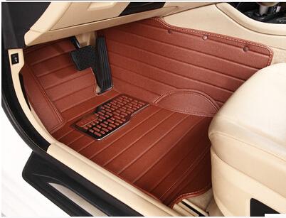 Good quality & ! Special floor mats KIA K4 2015 waterproof wear-resisting carpets 2014  -  Car supplies center store