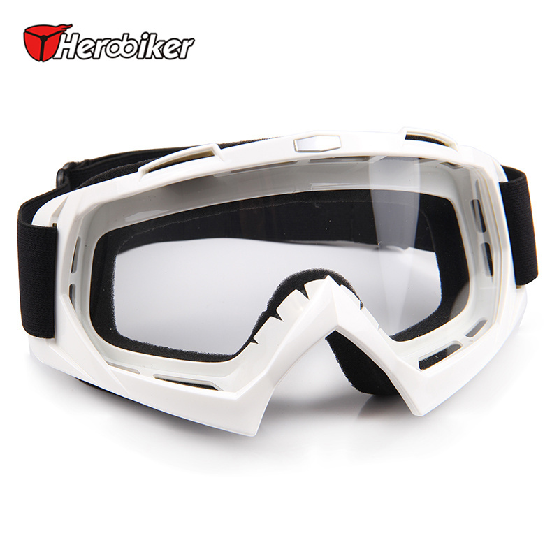 HEROBIKER Motorcycle Dustproof Glasses Motocross Off-Road Dirt Bike Downhill Racing Goggles UV Protection Ski Snowboard Eyewear(China (Mainland))