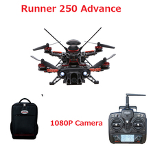 Walkera Runner 250 Advance Runner 250(R) RC Drone Quadcopter with DEVO 7 / OSD / 1080P Camera / GPS /Backpage RTF ( GPS 9 )