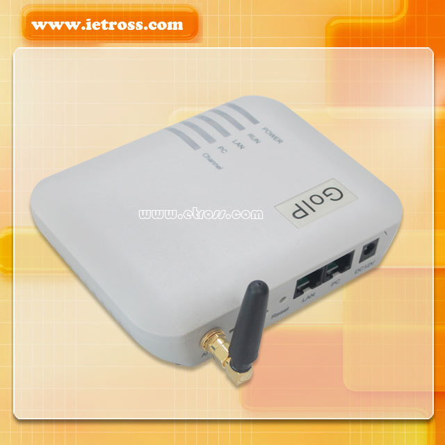 one channel one sim card GSM to VoIP and VoIP to GSM GoIP GW(China (Mainland))