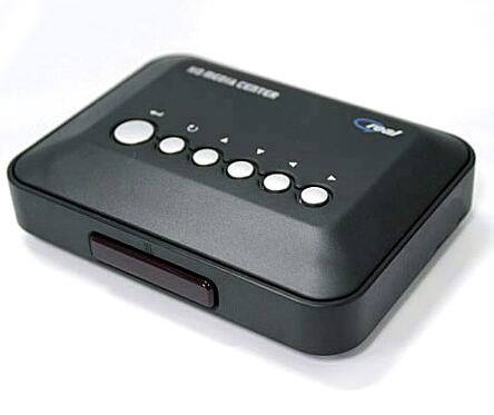 720p HD Media Center RM/RMVB/AVI/MPEG TV Player with USB and SD/MMC Port ( D-397)(China (Mainland))