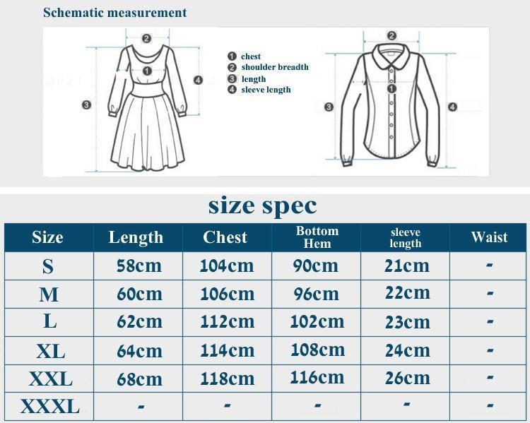 Размеры Блузок Для Женщин
