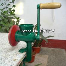 New 1pc Chili Soybean Grain Rice Mill Wheat Corn Flour Hand Crank Oats Flour Mill grinding miller Pulverizer 3#(China (Mainland))