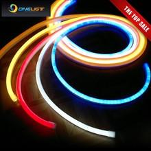 220V 240V Flexible led neon flex rope bar light SMD 2835  outdoor Indoor white RGB soft tube strip lights (China (Mainland))