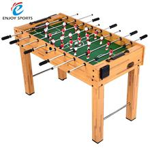 "48"" Table Football Game Competition Sized Foosball Soccer Table Arcade Game Room Hockey Family Sport Games(China (Mainland))"