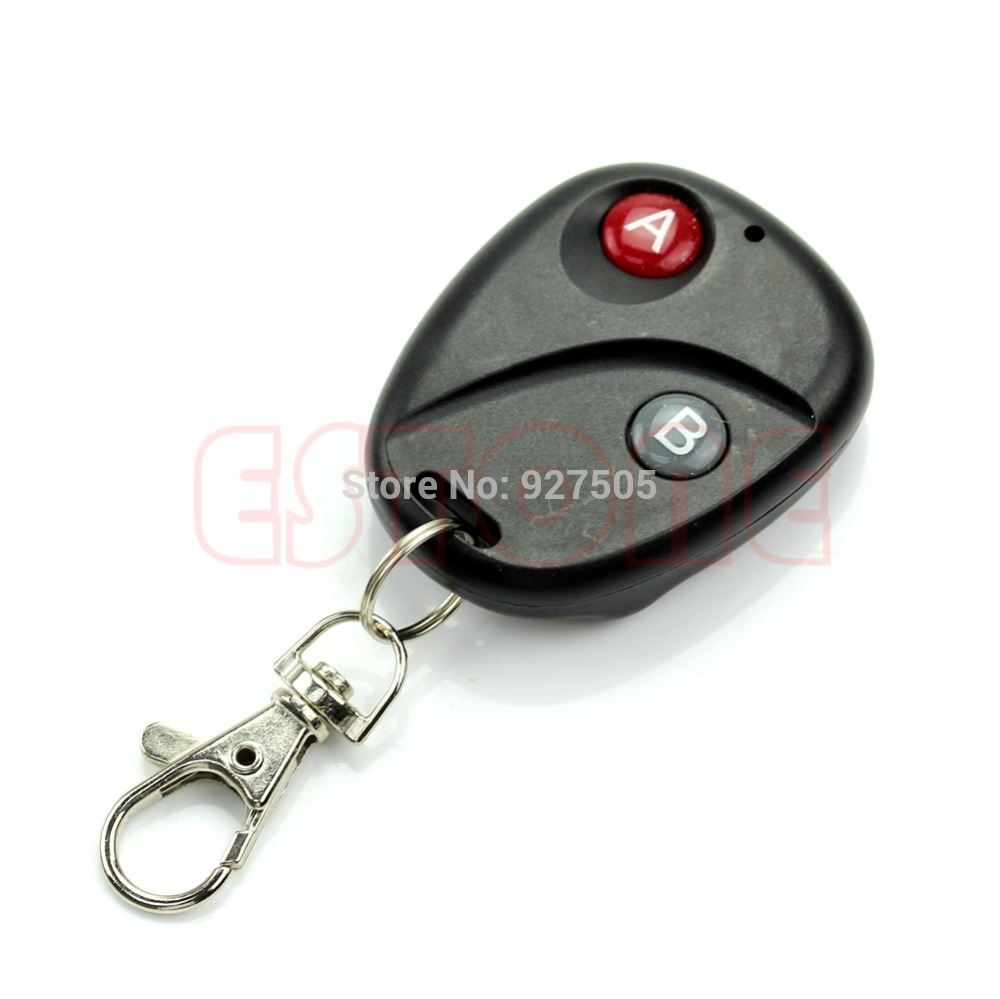 2015 newest Bicycle Cycling Wireless Remote Control Vibration Alarm Anti theft Security Lock free shipping